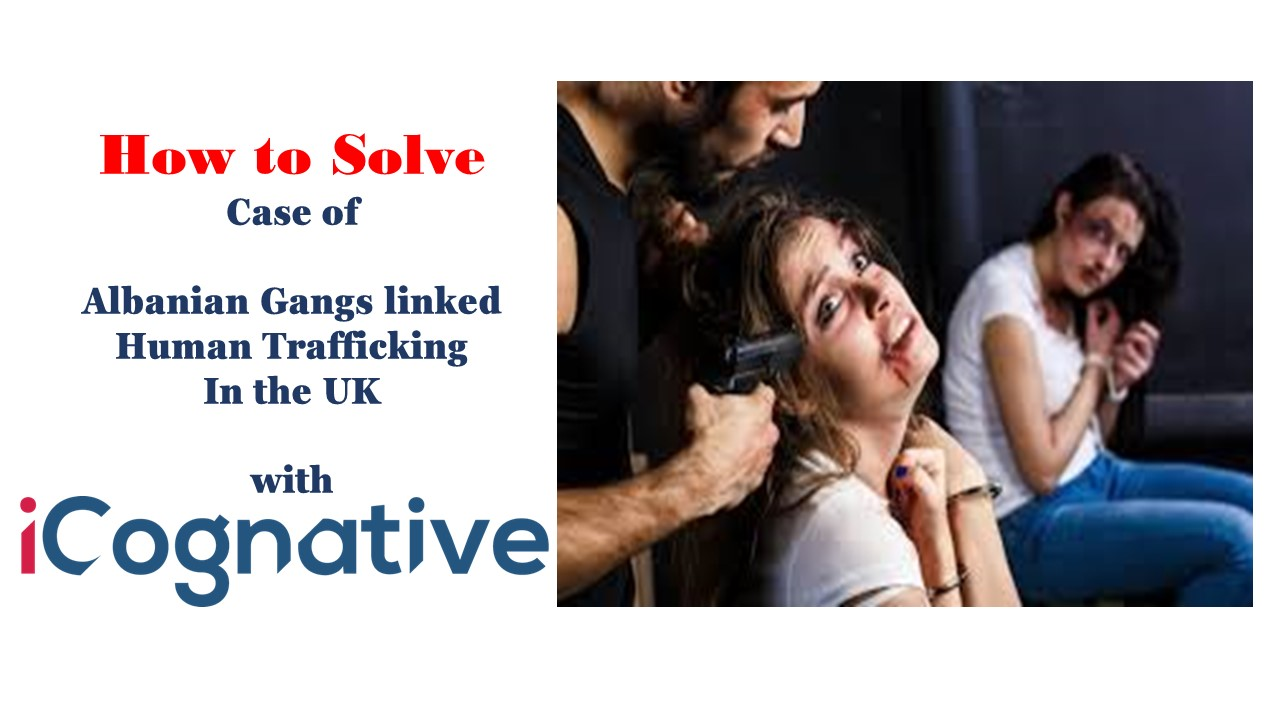 Surge of Albanian Human trafficking in the UK: Brainwave Science