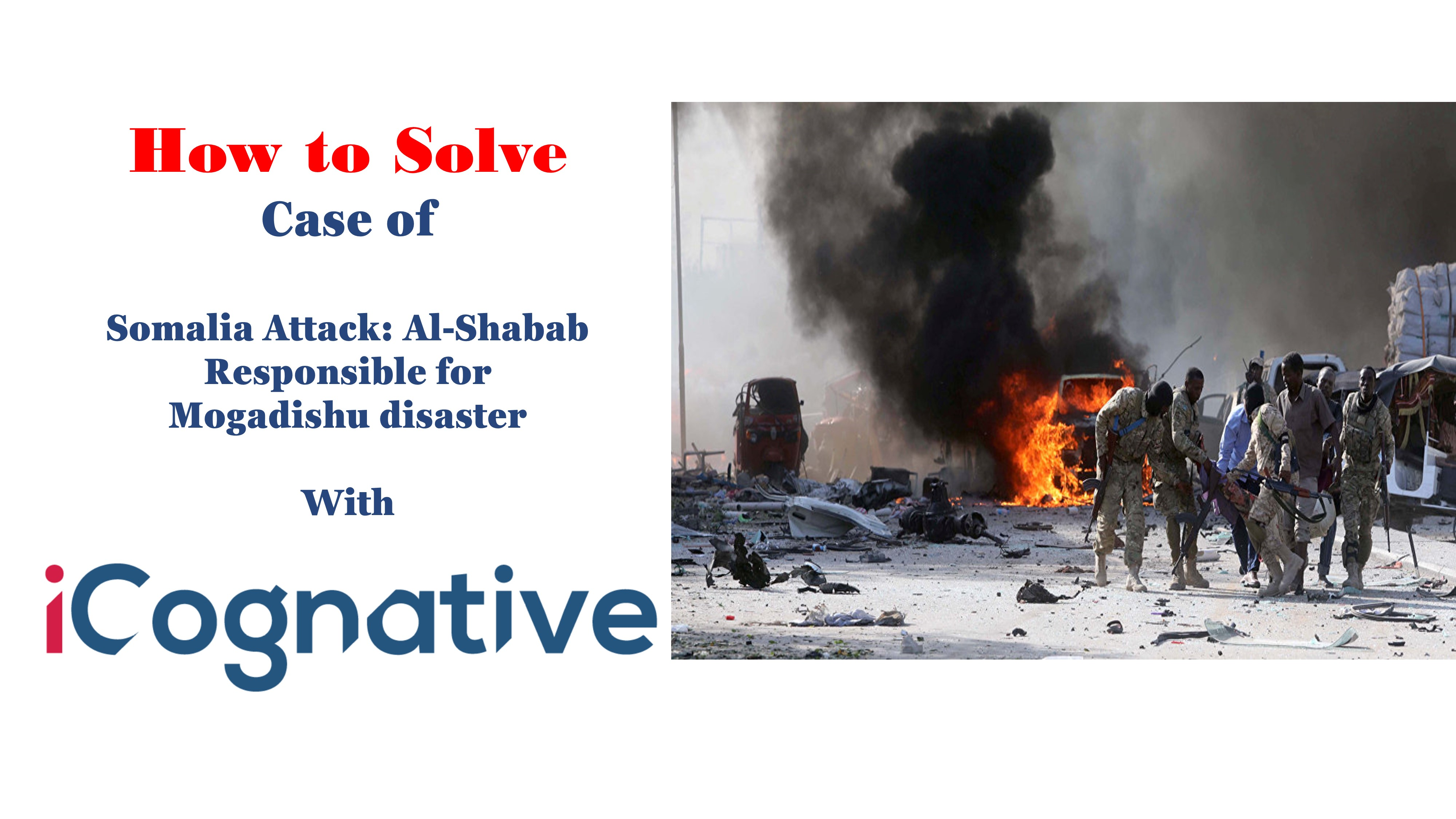 Somalia Attack: Al-Shabab responsible for suicide bombs and gun assault