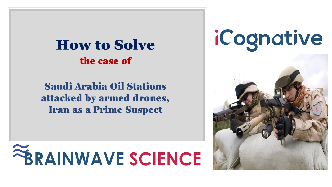 Riyadh: Saudi Arabia oil stations attacked by armed drones: Brainwave Science